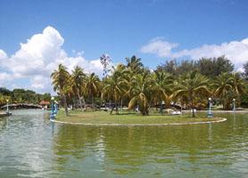 Parque Josone Varadero