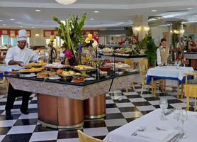 MELIA LAS ANTILLAS Varadero restaurant